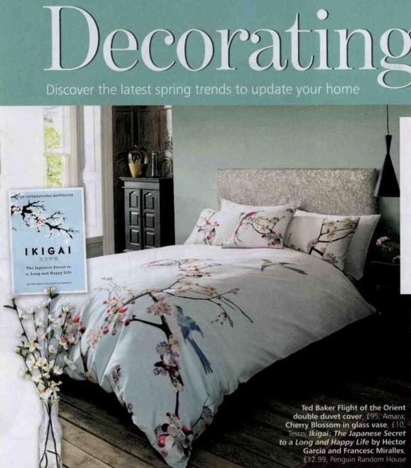 Your Home Magazine Ashley Wilde