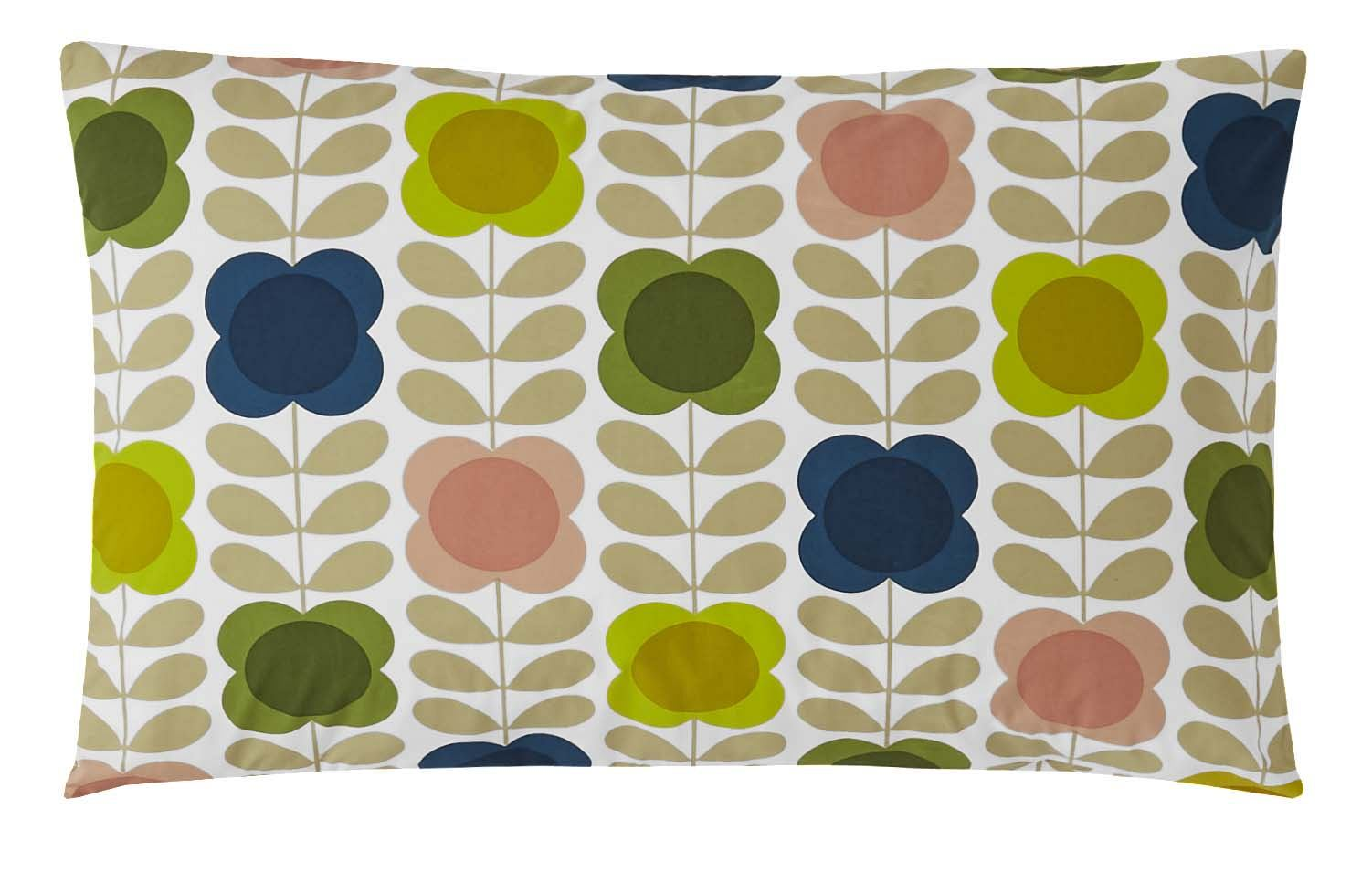 Orla Kiely Linear Stem Cushion Sunflower Ashley Wilde Best Christmas Gifts 2018