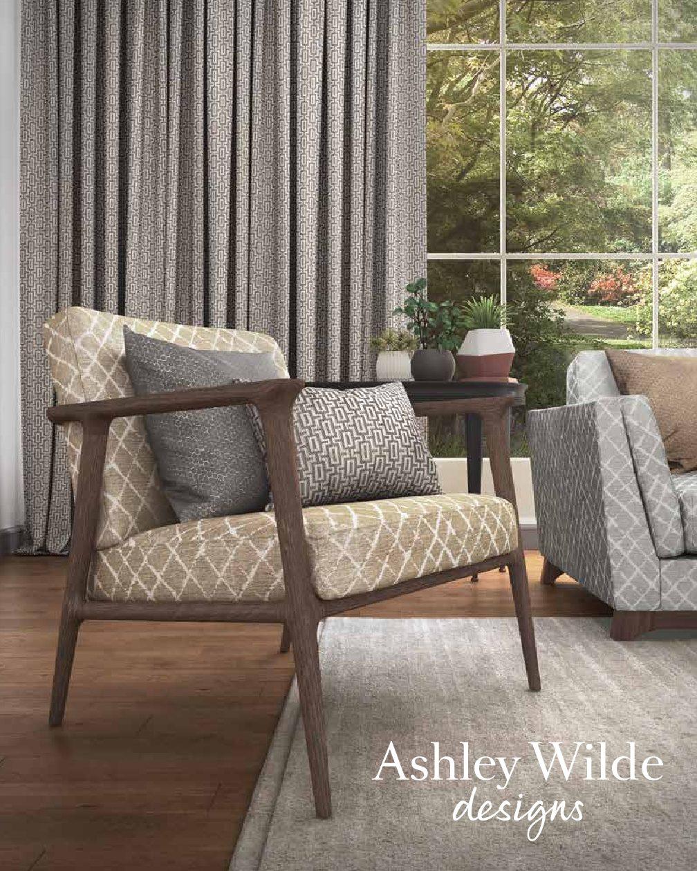 brochures Ashley Wilde