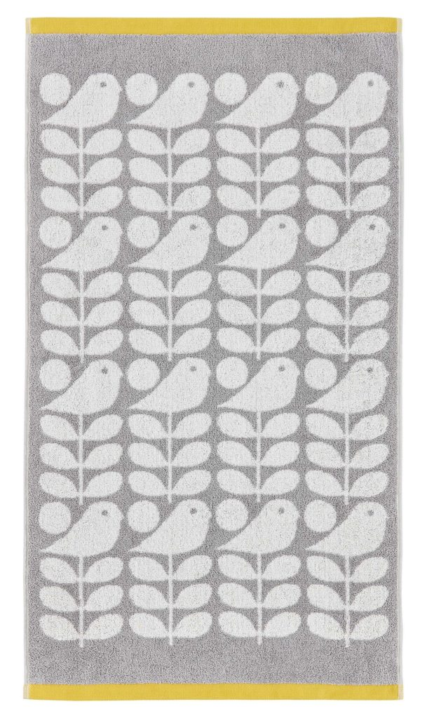 EARLY BIRD GRANITE HAND TOWEL 50X90CM